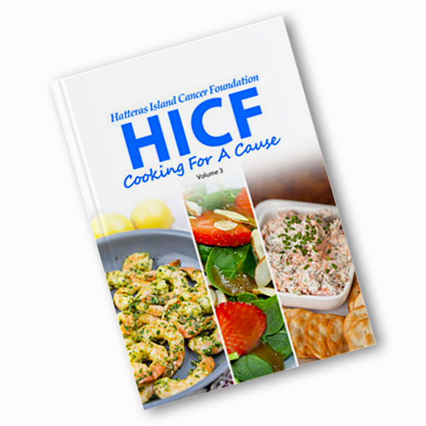 HICF cookbook - Cooking for a Cause - Volume 3